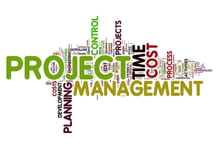 All about project management