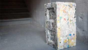 plastic bricks an eco friendly Materials