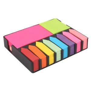Sticky notes for document segregation